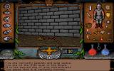 Ultima Underworld: The Stygian Abyss DOS Yes, I'm peckish and wide awake. You got a problem with that?!.. ... Anyway. That's a lot of bricks. And treasure. And me showing off my key collection and all