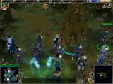 SpellForce: The Order of Dawn Windows Elven units