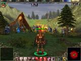 SpellForce: The Order of Dawn Windows Battle orcs vs humans