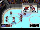 NHLPA Hockey '93 SNES Face Off
