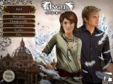 Angel Code: A Linda Hyde Mystery Windows Main menu