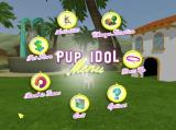 Hollywood Pets Windows The in-game menu is triggered by the circle in the lower left of the game screen