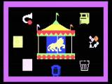 Intellivision Lives! Xbox Carousel, a kid game designed to familiarize children with animals.