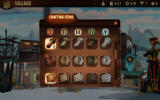 Trials Frontier Android After collecting some parts it becomes possible to craft items.