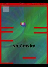 Ball Revamped Browser Level 16: no gravity