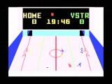 Intellivision Lives! Xbox Slap Shot Hockey, my favorite sport title from back then.