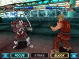 Tekken: Card Tournament iPad Ready to fight