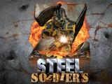 Steel Soldiers iPad Title screen