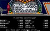 Koło Fortuny Amiga High score table