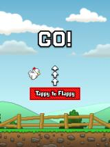 Tappy Chicken iPad Tappy to flappy