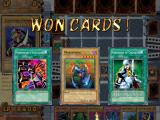 Yu-Gi-Oh! Power of Chaos: Joey the Passion Windows Winning the Match mode gets you three cards instead of one.