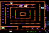 Snack Attack Apple II Later mazes are repeats of the first 3, only faster-paced