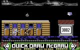 Quick Draw McGraw Commodore 64 Avoid the bomb