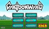 Cartoon Wars Android Main menu.