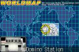 Yu-Gi-Oh!: Reshef of Destruction Game Boy Advance Use the world map to move between locations