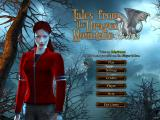 Tales from the Dragon Mountain: The Strix Windows Title and main menu