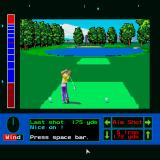 Jack Nicklaus' Greatest 18 Holes of Major Championship Golf Sharp X68000 Nice on!