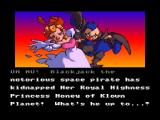 Kid Klown in Crazy Chase SNES Introduction