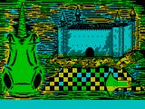 Magic Castle ZX Spectrum title screen
