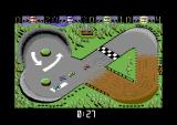 Rally Cross Challenge Commodore 64 Next Course
