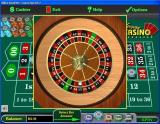Las Vegas Super Casino Windows Roulette has an animated spinning wheel