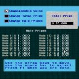 Jack Nicklaus presents The Major Championship Courses of 1989 Sharp X68000 Let's play a game of skins