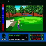 Jack Nicklaus presents The Major Championship Courses of 1989 Sharp X68000 Got an eagle