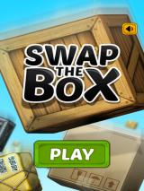 Swap The Box iPad Title screen