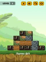 Swap The Box iPad Level 1 of Jungle