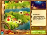 Supercow iPad The game map and Supercow's diary