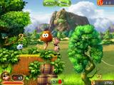 Supercow iPad Activate these mushrooms to make restart spots