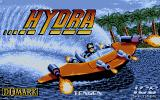 Hydra Atari ST Title screen