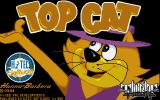 Top Cat in Beverly Hills Cats Atari ST Loading screen
