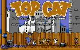 Top Cat in Beverly Hills Cats Atari ST Title screen