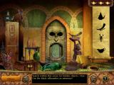 The Sultan's Labyrinth iPad Level 1-1. Find the items shown by their silhouettes.