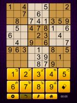 Sudoku Epic iPad The game is on