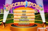 Success Story iPhone Title and main menu