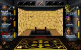 Wizardry: Crusaders of the Dark Savant DOS Look Ma, it's a dungeon entrance! This is fun, this is fun!..