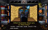 Wizardry: Crusaders of the Dark Savant DOS Nice dialogue! Type whatever you want - but I'm note sure this guard will understand...