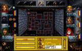 Wizardry: Crusaders of the Dark Savant DOS The handy automap is dependent on your correspondent skill