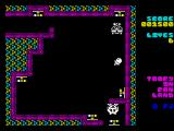 Toofy in Fan Land ZX Spectrum Entrance surprise