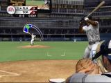 MVP Baseball 2004 Xbox When pitching, you want to aim to hit the button when the marker is in the green.