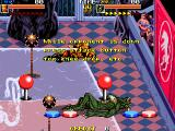 Mutant Fighter Arcade How to play