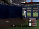 MVP Baseball 2004 Xbox View your bullpen, see how your pitcher(s) are warming up.