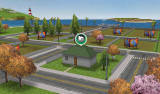 The Sims: FreePlay Android A view of your first house