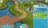 The Sims: FreePlay Android Overview of my Sims' careers (Dutch version)