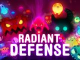 Radiant Defense iPad Title screen