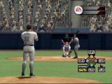 MVP Baseball 2004 Xbox You can view the action from behind the picture instead of the batter.