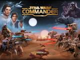 Star Wars: Commander iPad Loading screen