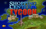 Shopping Centre Tycoon Windows Main screen